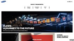 Samsung fires up a new website to explain its design philosophies