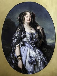 https://flic.kr/p/CZFxfk   soph   Princess Sophia Radziwiłł. Franz Xavier Winterhalter. 1864.  Things that caught my eye in the State Hermitage Museum, St Petersburg.