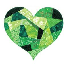 Ireland Block of the Month - Free Quilt Block Patterns - Designed by Laura Roberts