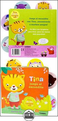Tina Juega Al Escondite (Pequeñas sorpresas) Nosy Crow ✿ Libros infantiles y juveniles - (De 0 a 3 años) ✿
