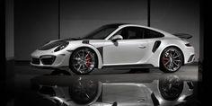 750 chevaux pour la Porsche 991.2 Stinger GTR par TopCar pour les modèles Turbo