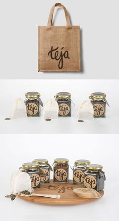 Teja Organic Tea by Ashley Bryant