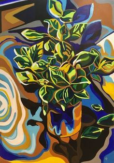 Studio Plant by Jenifer Dapper