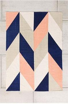 Tendance graphique : sélection de tapis
