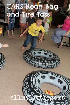 My Little Gems: Disney's Cars Birthday Party Ideas for DIY