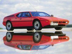 BMW M1 Giugiaro Design #BMWM1 #Giugiaro #GTClassic #GTClassicar @GTClassic