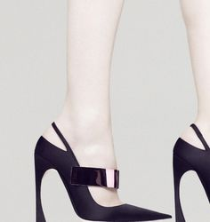 deprincessed:  Christian Dior S/S 2013 shoes featured in 'Color Block' shot by Robbie Fimmano for Dior magazine #2
