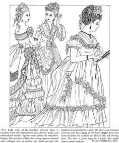 Creative Haven Fabulous Fashions Of The 1960s Coloring Book Dover