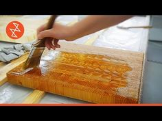 How to Make Butcher Block End Grain Cutting Boards | Où se trouve: Larch Wood - YouTube