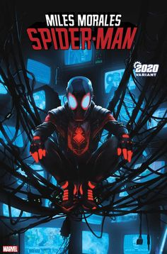 Not Spider-Man. Peter Parker is Spider-Man. The only Spider-Man. Marvel Dc Comics, Marvel 2099, Marvel Comic Books, Marvel Art, Marvel Heroes, Comic Books Art, Comic Art, Book Art, Ultimate Spider Man