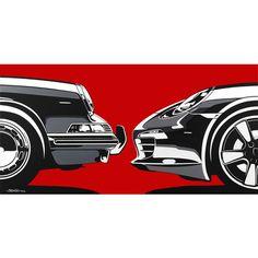 Porsche Anniversary