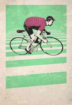 Ilustra2: Adams Carvalho | Ciclismo Urbano                                                                                                                                                                                 Más