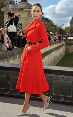 Don't you think Dior should give me this coat? I promise it will become a wardrobe work horse.
