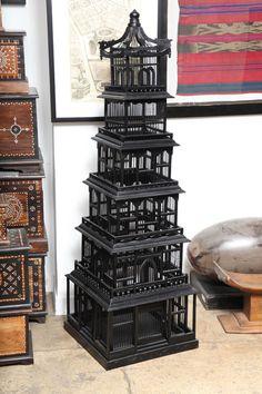 7 Layer Bird Cage