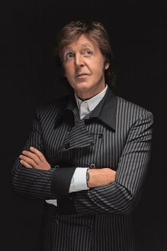 Paul McCartney is Vegan. How do you think he has all that energy?!