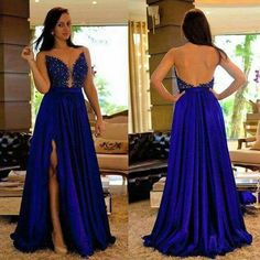 Beautiful Prom Dress, a line prom gown royal blue evening gowns party dresses lace evening gowns sexy formal dress for teens Meet Dresses Lace Prom Gown, Backless Prom Dresses, A Line Prom Dresses, Cheap Prom Dresses, Dance Dresses, Prom Gowns, Party Dresses, Dress Prom, Dress Long