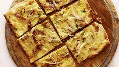 Tarte Flambée Recipe   Pizza Recipes   PBS Food