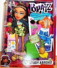 BRATZ STUDY ABROAD BRAZIL YASMIN 2015 NEW IN BOX
