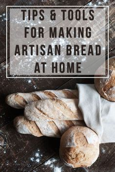 There is nothing quite like the smell or taste of fresh baked bread! It is so down-home comforting and authentic. Always wanted to try but think it's too much work? You don't need a bread maker, you just need to push past the intimidation of yeast, and read on as eBay shares the tips and tools you need to make your own homemade bread every day.