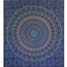 grande tenture motif arbre celt d coration indienne pinterest. Black Bedroom Furniture Sets. Home Design Ideas