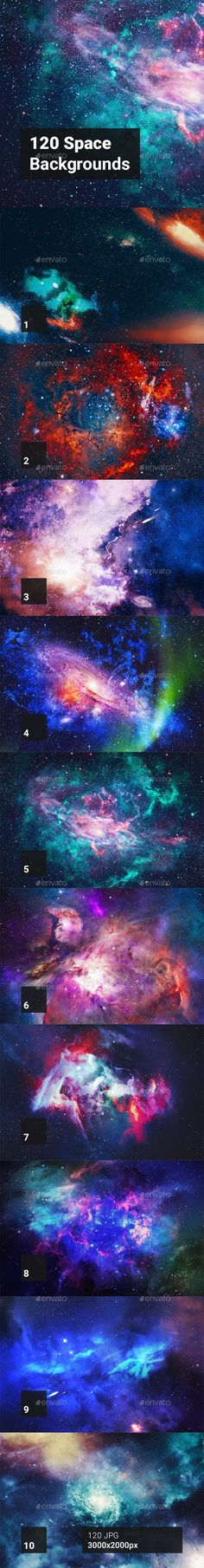 Buy 120 Space Backgrounds by kauster- on GraphicRiver. 120 Space Backgrounds This pack includes 120 Space Backgrounds. Suitable for printing, web design, banners, posters …. Space Backgrounds, Background Images Wallpapers, Abstract Backgrounds, Creative Typography Design, Space Text, Purple Sky, Web Design, Graphic Design, Business Flyer Templates