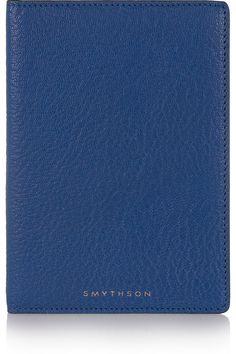 Smythson passport cover   #jeffreyalanmarks #JAM #homedecor