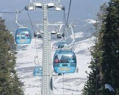Taking the easy route at Bansko - next week's journey