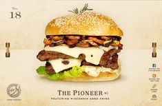 The Pioneer > http://www.cheeseandburger.com/