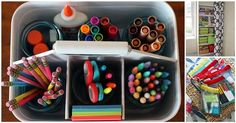 You will love these tips for keeping your kids organized