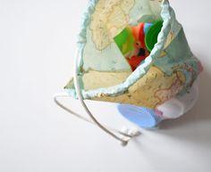 Bolsa baño handmade