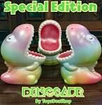 rainbow dinosaur squishy - Google Search