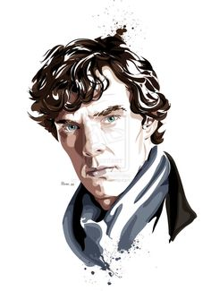 Sherlock! This series is outrageously good.  You can download it from iTunes or try to catch it on PBS.