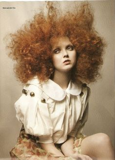 the beauty of wild #hair