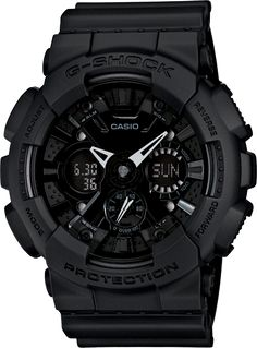 Casio - G-Shock, my husband has this. I 'borrow' it from time to time because I can.