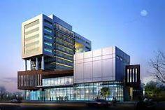 Brick & Glass Medical Buildings - Bing images