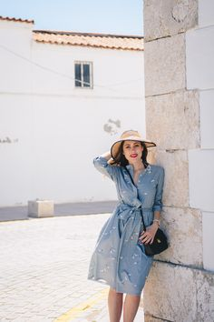Marie Zelie dress Shirt Dress, Summer, Shirts, Outfits, Clothes, Dresses, Fashion, Lanterns, Vestidos