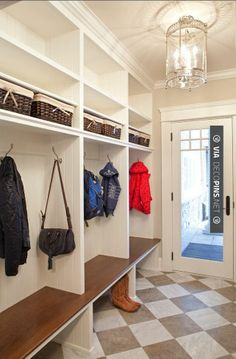 So neat! - mudroom mudroom  mudroom mudroom mudroom | CHECK OUT MORE MUDROOM FURNITURE IDEAS AT DECOPINS.COM | #Mudrooms #mudroom #mud #mudroomfurniture #whatisamudroom #mudroombench #mudroomdecoration #mudroompaint #mudroomdesign #mudroomideas #mudroomlockers #mudroomstorage #mudroomcabinets #mudroomhooks #mudroomcubbies #mudroomcloset #mudroomshoestorage #mudroomcoatrack #mudroomlighting #smallmudroom #mudroomentry