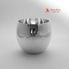Tiffany  Sterling Silver Jefferson Cup