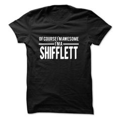 SHIFFLETT-the-awesome - #party shirt #tee style. GET YOURS => https://www.sunfrog.com/LifeStyle/SHIFFLETT-the-awesome-76538540-Guys.html?68278