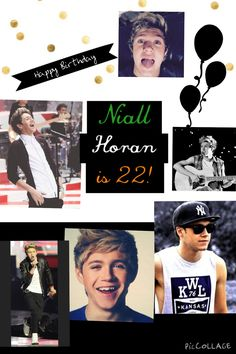 #HAPPYBIRTHDAYNIALL September 13(I celebrated his bday like crazy and I wish he could wait for me to grow up and I know his bday passed but I didbt know how to pin something till today )
