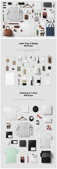 Clothing / Fashion / T-Shirt Mockup perfect for logo presentations, branding projects, packaging, & website designs Web Design, Fashion Logo Design, Fashion Branding, Bag Mockup, Shirt Mockup, T Shirt Logo Design, Clothing Logo, Clothing Branding, Clothing Labels
