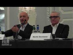 Hugo Press Conference - Martin Scorsese