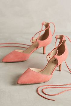 31778ff81428 Miss Albright Auteur Pumps  anthrofave  anthropologie Wedge Shoes
