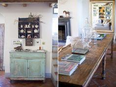 romantic living room # shabby chic living room # wedding destination # B&B Cà Bianca dell'Abbadessa Bologna Italy #