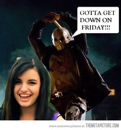 It's Friday the 13th…