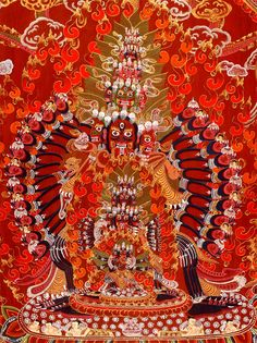 Thangkas and Sacred Tibetan Art