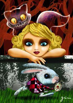 Illustrations by Michele Grimaldi, via Behance