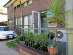 First car parking spot at the Mount Eliza home unit / apartment for sale.