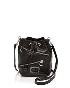 29ee69a899e0 MARC BY MARC JACOBS New Too Hot To Handle Zippers Small Bucket Crossbody  MARC JACOBS - Bloomingdale s