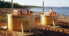Norrfällsvikens Camping & Stugby - Mjällom - Ångermanland - Camping.se